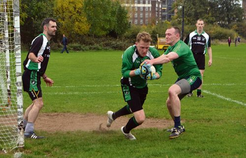 No separating Fulham Irish North London Shamrocks