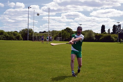 Kilburn dominate Cu Chulainns reach senior final