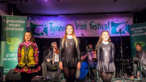 31st Tyneside Irish Festival gets underway