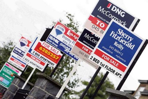 could EU Returners helping cause Irish property market boom