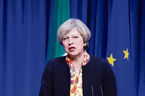 Comment Brexit Sinn Fein Before consent key