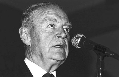 Tributes paid former Taoiseach Liam Cosgrave