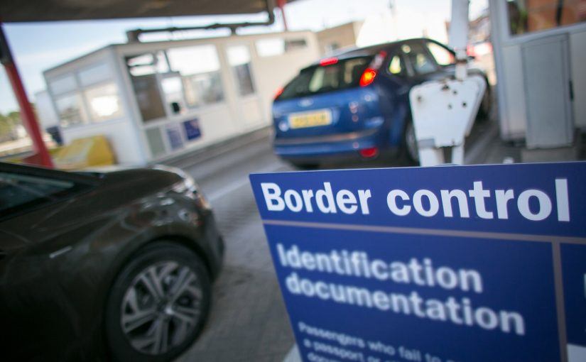 UK Builders say no to border