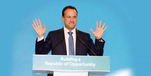 Time UK show plan says Taoiseach