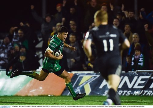 Leinster Connacht take bragging rights