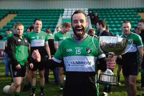Friel joins exclusive London GAA club