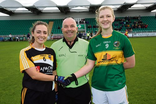 Kingdom Kerry Gaels Ladies gutsy display