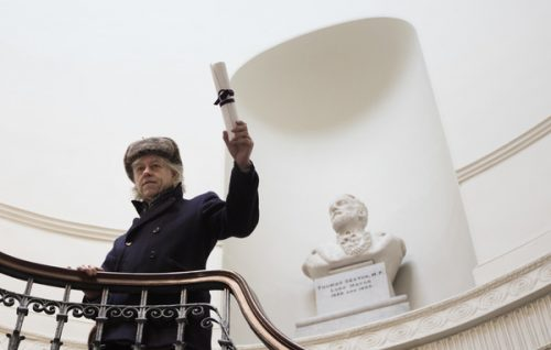 Geldof renounces Freedom Dublin