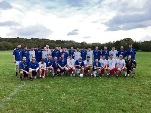 Big builders charity match cystic fibrosis