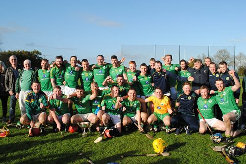 GAA Pearses crowned All Britain champions
