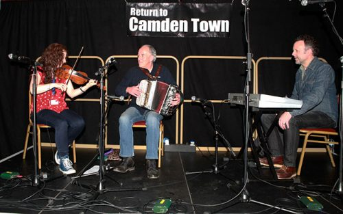Return Camden Town Festival traditional music