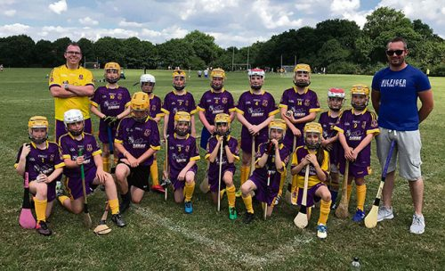 Father Murphys underage hurling revival