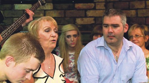 Philomena Begley talks life music Brexit Border