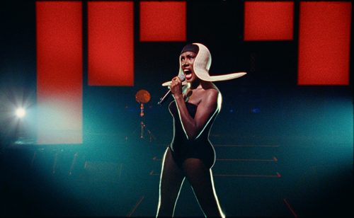 Ireland celebrates true disco icon Grace Jones