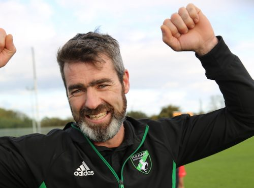 Fulham Irish greg mccartan corofin London pride