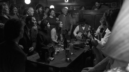 Film life Irish Song Joe Heaney Pat Collins