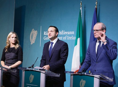 Varadkar disappointed at deal collapse