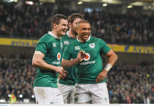 Greater promise success Irish rugby 2017