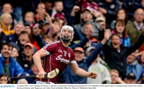 Tribesmen's long Liam maccarthy wait ended