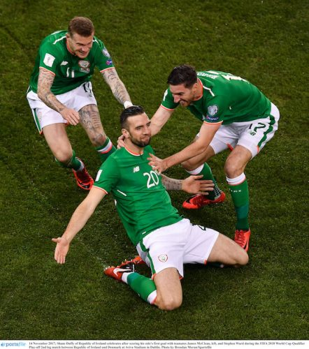 Republic Ireland 2017 year agony ecstasy