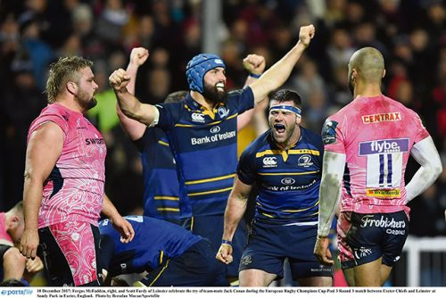 Irish rugby provinces enjoy excellent European weekend