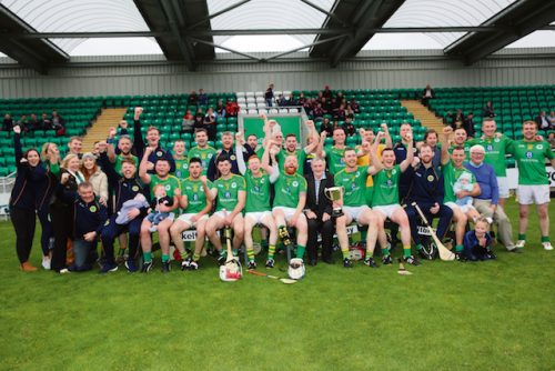 Kilburn Gaels London's hurling kings