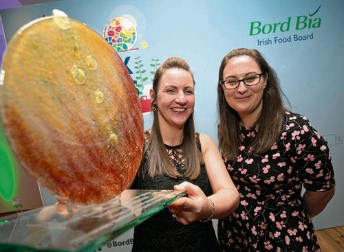 Irish food exports thriving innovation