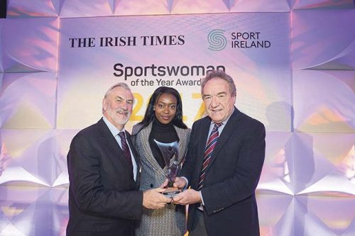UK Irish sports stars honoured Irish Times