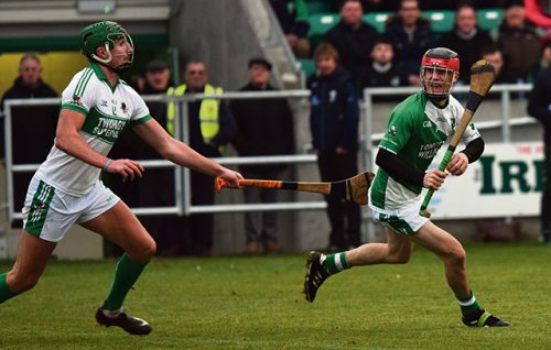 Battling Kilburn Gaels rue key moments against Kanturk