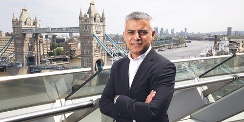 Christmas message Irish World readers Mayor London Sadiq Khan