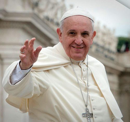 Pope Francis will celebrate Mass Phoenix Park