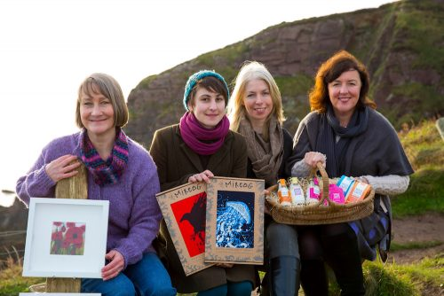 Waterford Crafters trade buyers Showcase 2018