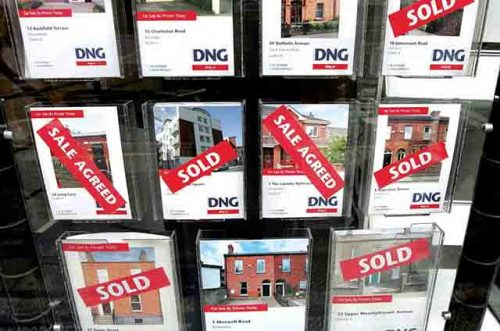 Property prices down but property wages up