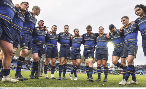 Lethal Leinster setting standard Europeans best