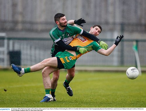Classy Corofin prove Fulham Irish's bridge too far