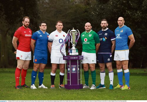 Ireland's six nations expectations