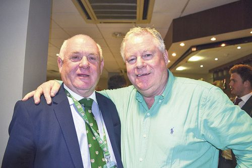 Mick Crossan london irish rugby Exiles