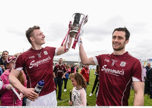 Galway set Liam McCarthy pace