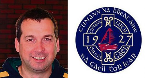 New provincial council Britain GAA president Paul Foley honoured