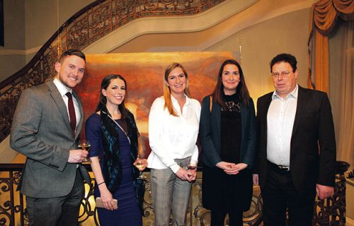 Embassy hosts evening Irish women lawyers