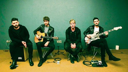 Kodaline Vinnie May US Touring