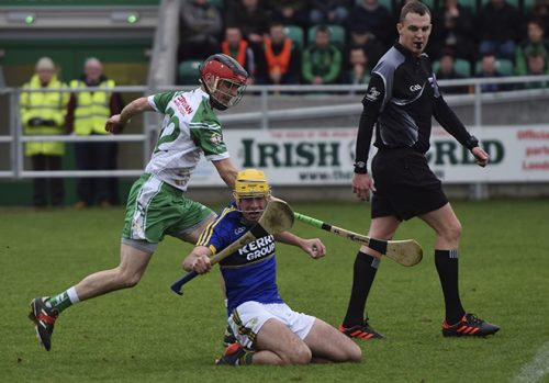 Classy Kerry defeat London