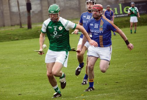 London hurling captain Brian Regan prioritises performance