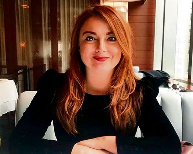 Cork journalist takes over New Yorks Glamour