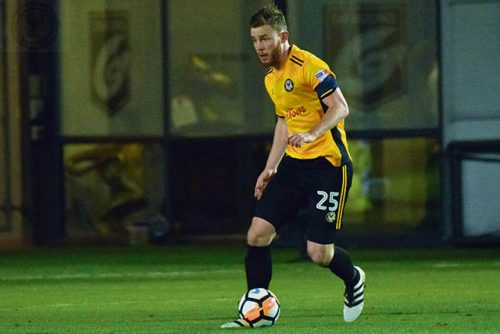 Newport county's fairytale hero Mark O'Brien worries spurs