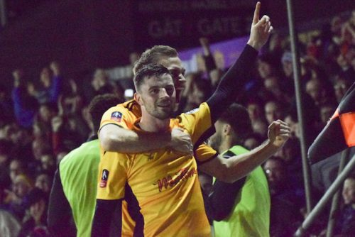 Tottenham end Newport's run at FA Cup