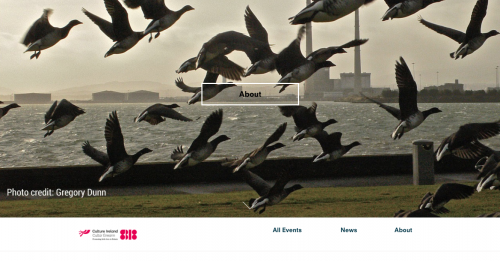 Culture Ireland launches GB18 microsite