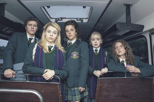 Derry Girls bridges NI divides become most watched show