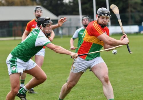 Second half Carlow blitz downs Exiles