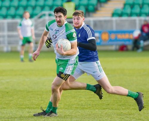 London salvage dramatic draw against Limerick